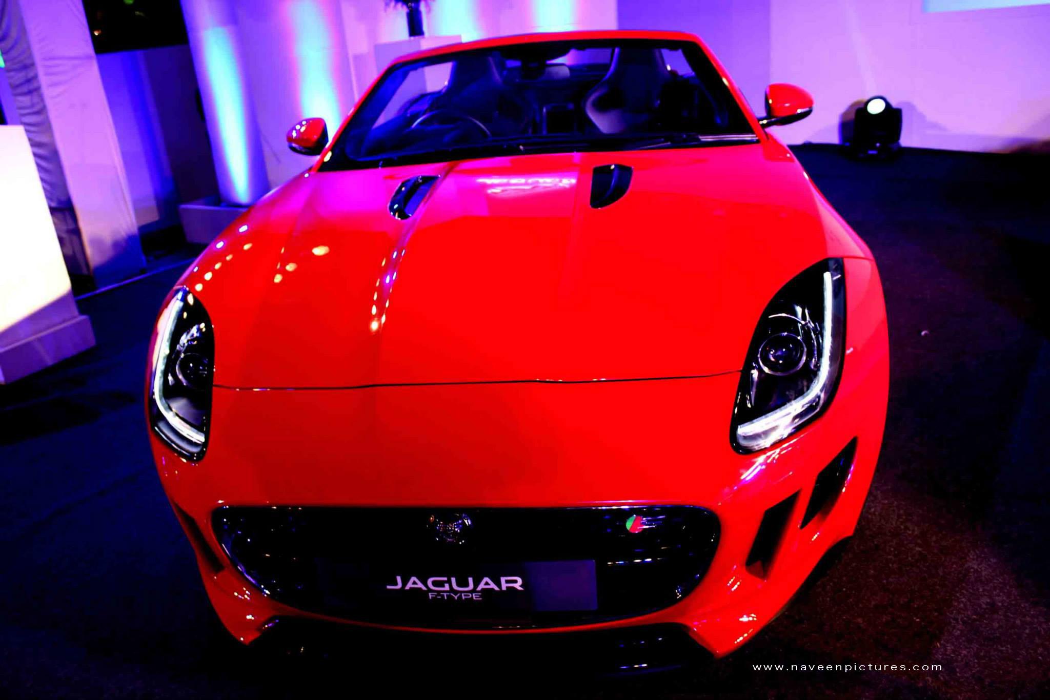 naveen picture event jaguar